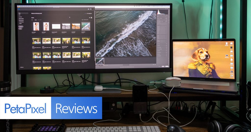 BenQ PD3420Q Monitor Review: Ultrawide, Ultra-Accurate