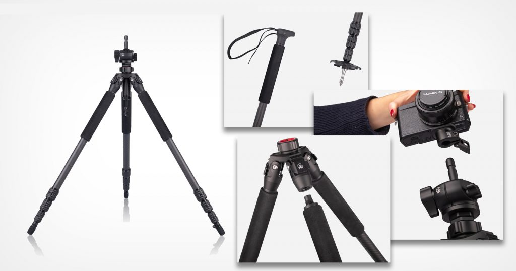This Company Says Its Modular Design 'Is The Future of Tripods'