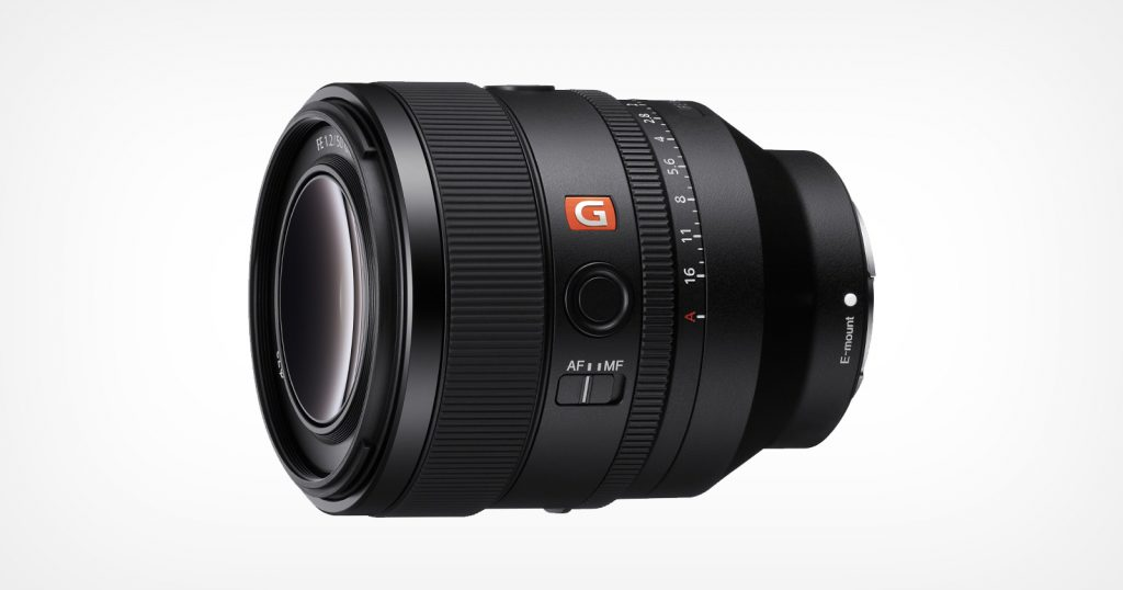Sony Unveils the 50mm f/1.2 G-Master Prime Lens