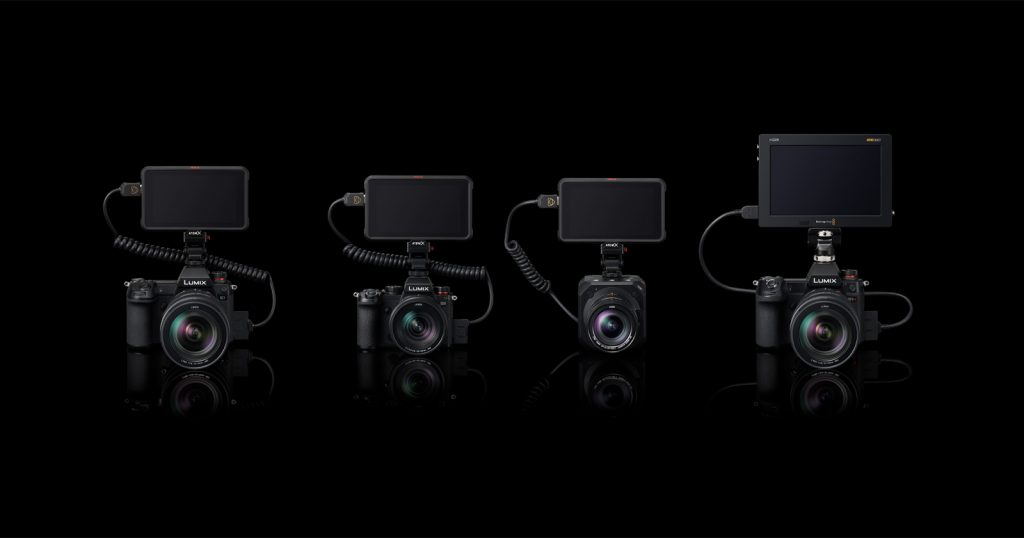 Panasonic Unveils Enhanced Performance Updates for Lumix S Cameras