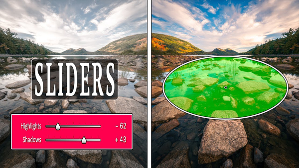 """Warning: """"STOP Using Sliders to Edit Landscape Photos"""" (VIDEO)"""