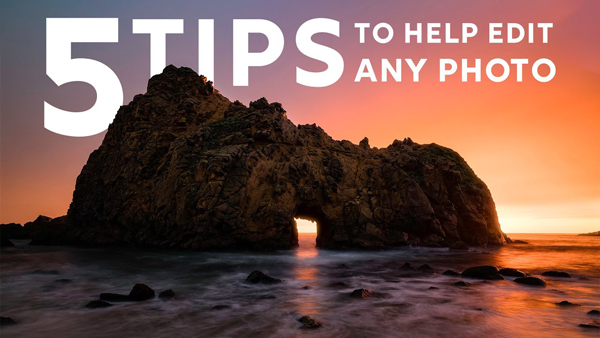 Photoshop Tips: How to Know What a Photo Needs BEFORE You Begin Editing (VIDEO)