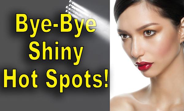 Lightroom Tips: How to Get Rid of Shiny Hot Spots in Portrait Photos (VIDEO)
