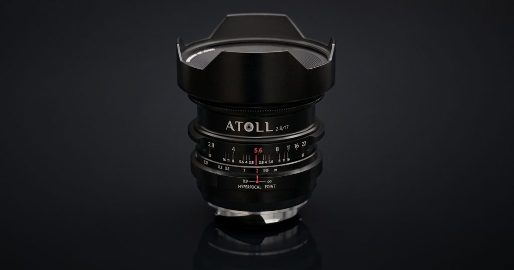 Lomography Launches 17mm f/2.8 Lens for Full-Frame Mirrorless Cameras
