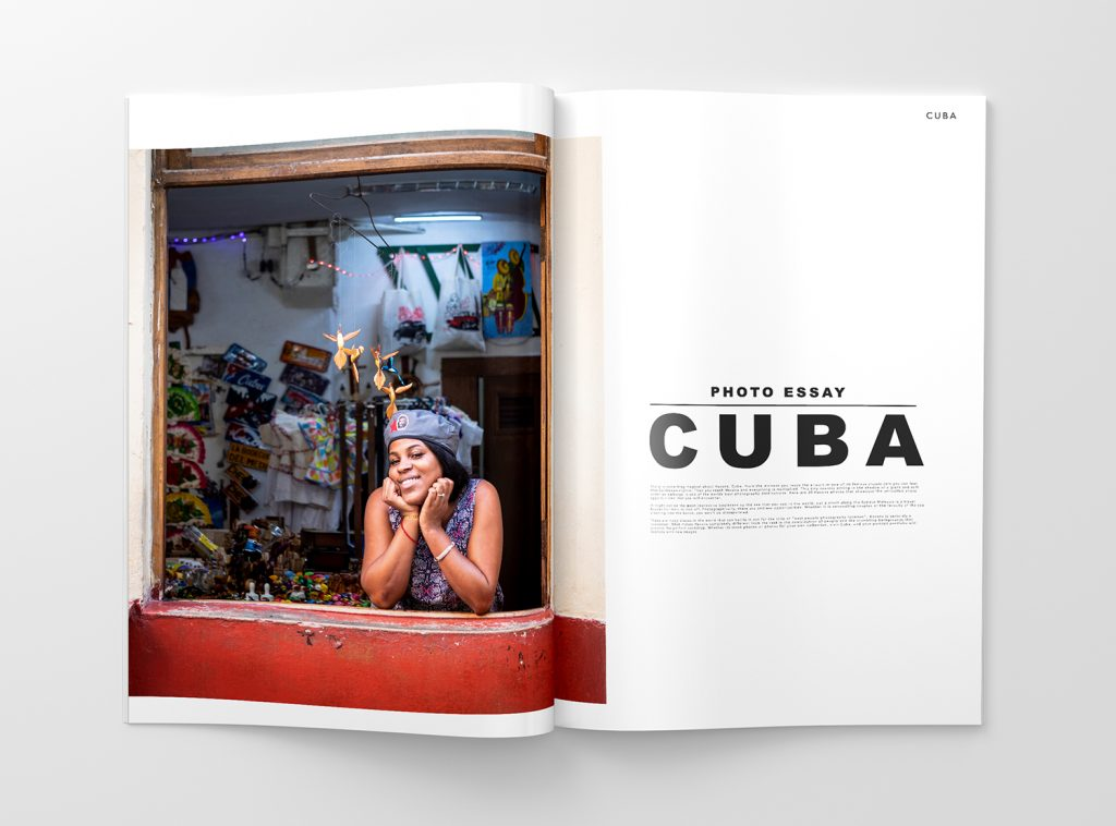 New travel 'bookazine' to help photographers and writers – Amateur Photographer