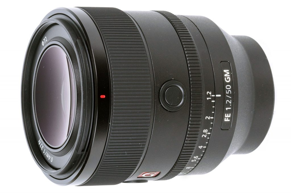 Ultra-fast Sony FE 50mm F1.2 GM unveiled – Amateur Photographer