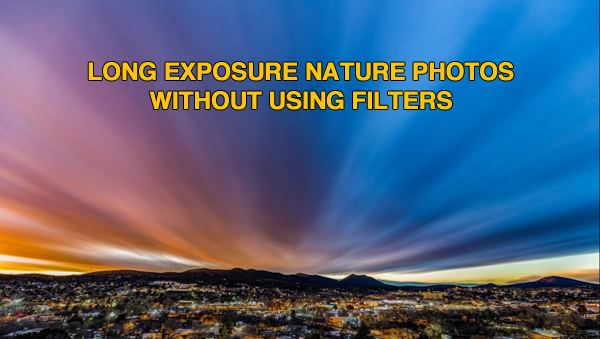 Photoshop Tips: Create Long Exposure Nature Photos Without Costly ND Filters (VIDEO)