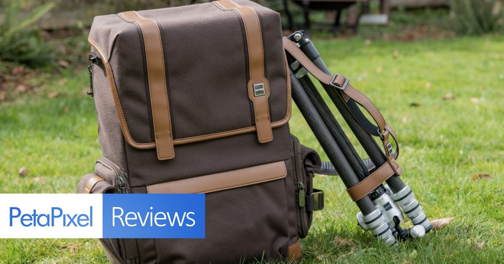 Gitzo Legende Backpack and Tripod Review: Well-Intentioned