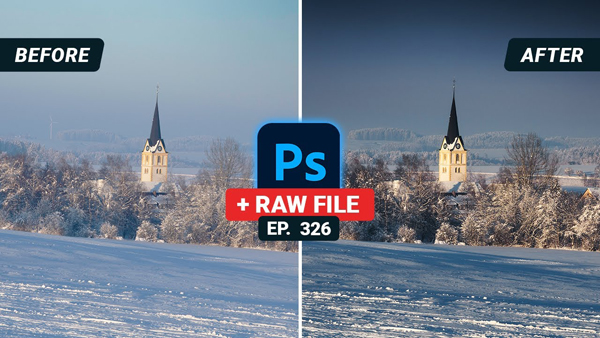 Give Photos a BIG Boost in Color & Contrast with This Simple Photoshop Technique (VIDEO)