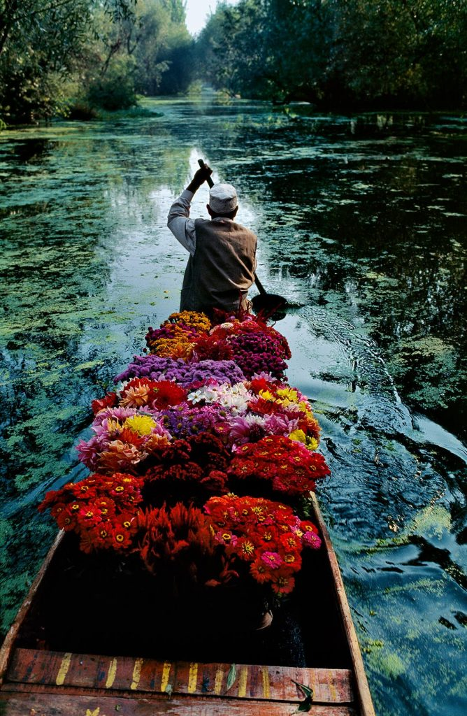 Magnum Photographer Steve McCurry on The Importance of Curiosity