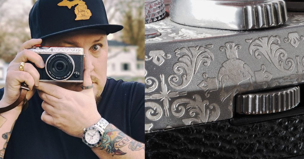 Make It Your Own: Why I Laser Engraved My Camera