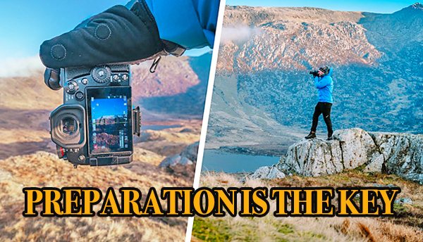 5 Things EVERY Outdoor Photographer Should Do Before & During a Shoot (VIDEO)