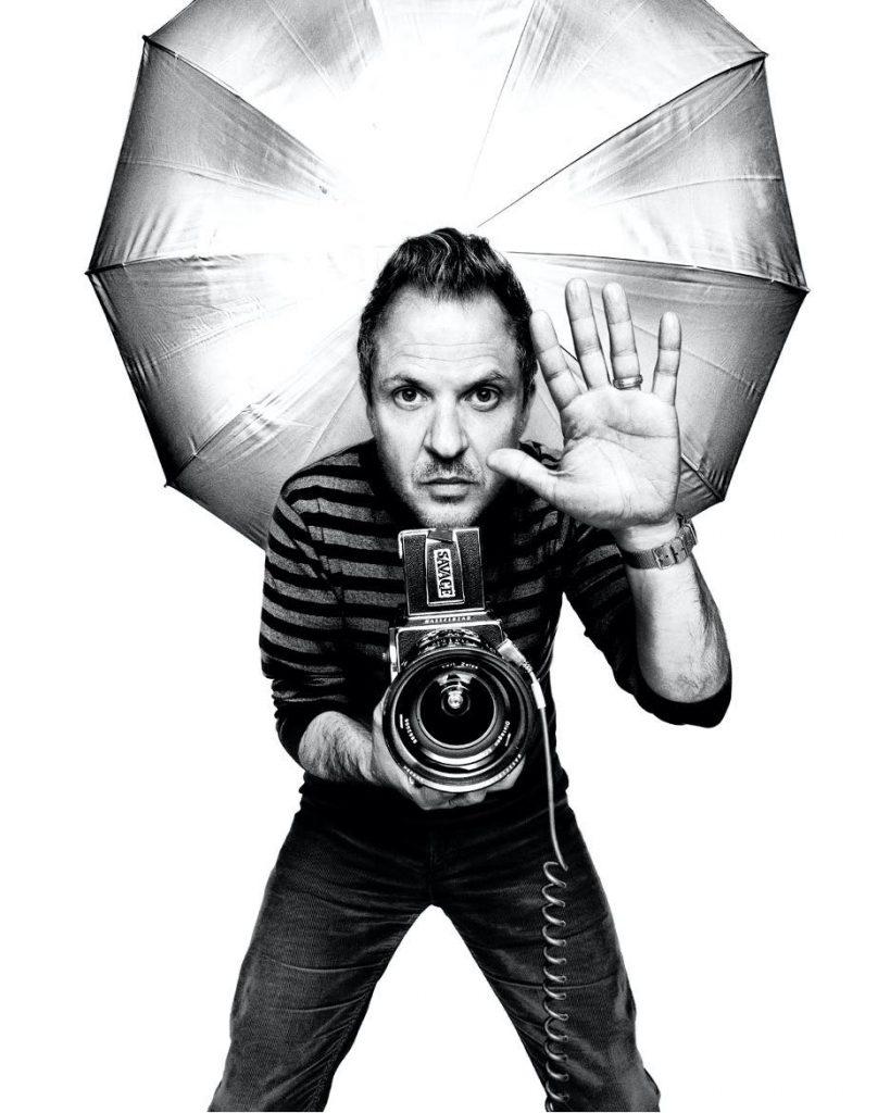Platon: The Man Who's Far More Than a Photographer