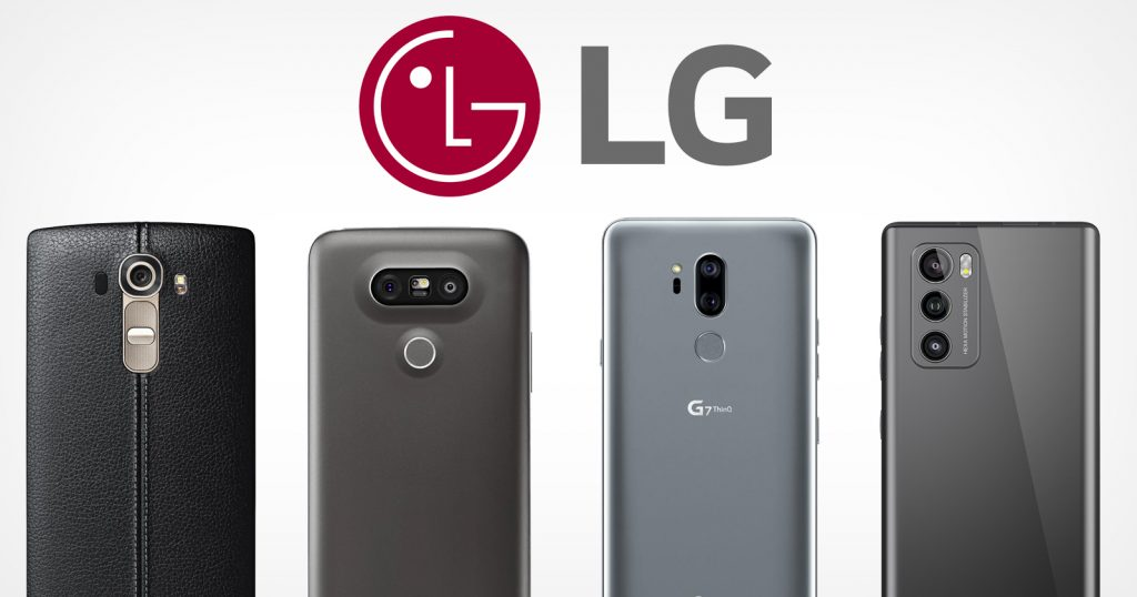 LG Leaves a Trail of Photo Innovations Behind As It Exits Mobile