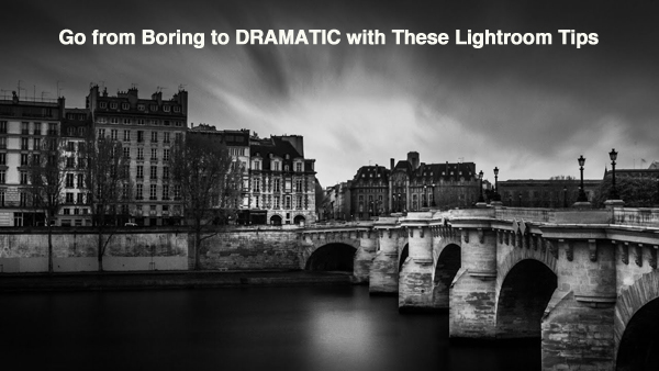 Add DRAMA to Boring B&W Images with These Simple Photo Editing Tips (VIDEO)