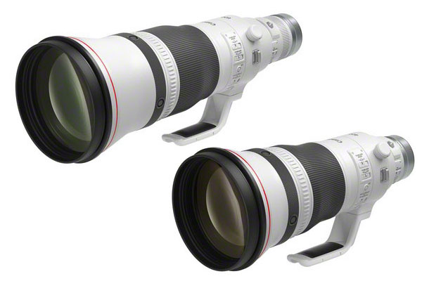 Revamped Canon super-telephotos for RF mount – Amateur Photographer