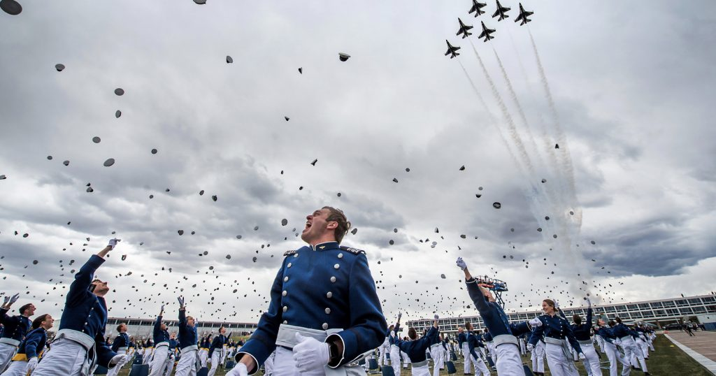 The Winning Photos of the Military Visual Awards for 2020