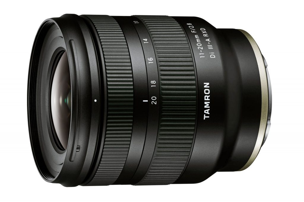Tamron unveils wide and fast 11-20mm F/2.8 Di III-A RXD – Amateur Photographer
