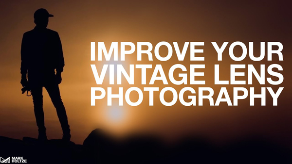 GREAT Photos with CHEAP Vintage Lenses on Digital Cameras: Here's How (VIDEO)