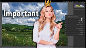"How to Use the ""Most Important"" Tab in Lightroom"