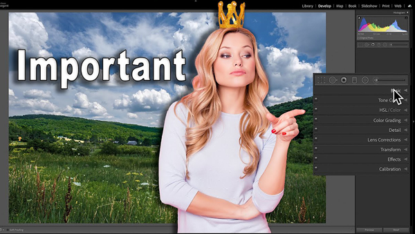 """How to Use the """"Most Important"""" Tab in Lightroom"""