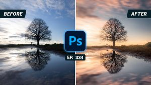 Give Daytime Photos a Vibrant Sunset Look with a Long-Exposure Effect in Photoshop