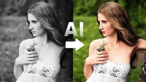 Here's the BEST Way to Auto-Color B&W Photos & the Software is FREE!