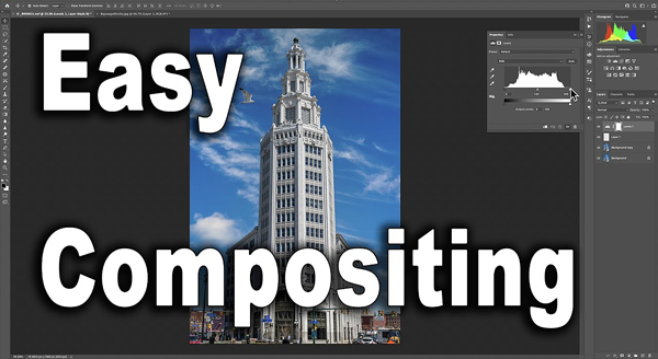 Realistic Photo Composites Have Never Been Easier with These Photoshop Tips (VIDEO)