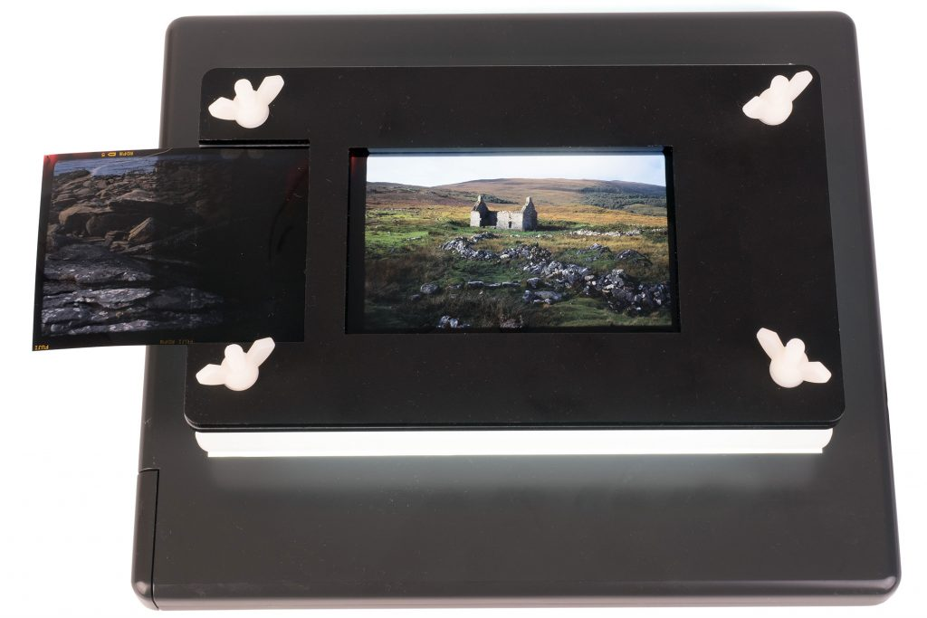 Handy holder for digitising negatives smashes sales target – win one here! – Amateur Photographer