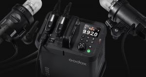 Godox Unveils P2400, Its First Pro Studio-Focused Pack and Head System