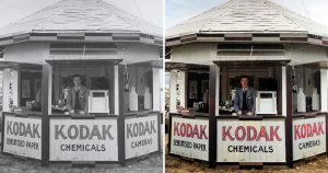 The Controversial History of Colorizing Black-and-White Photos