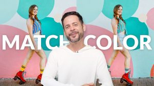 Colorize a Subject's Clothes to Match a Background with This 4-Minute Photoshop Trick (VIDEO)