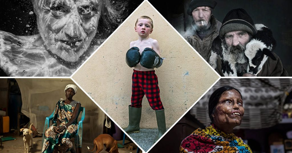 """AAP Magazine Announces the Winners of its """"Portrait"""" Competition"""