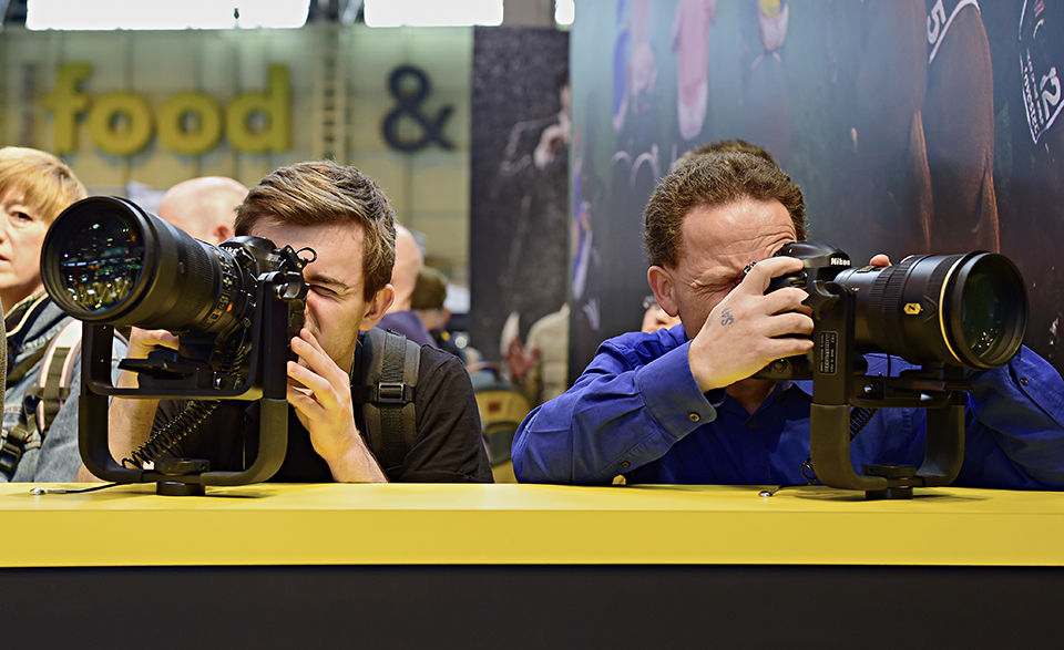Full steam ahead for The Photography Show 2021 – Amateur Photographer