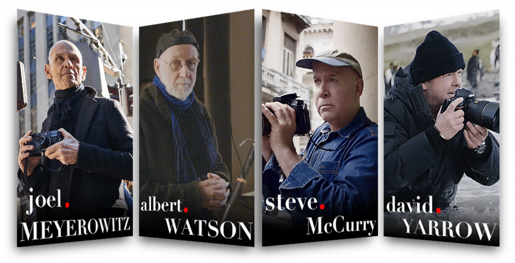 Online courses from Steve McCurry, Joel Meyerowitz & other big names – exclusive discount – Amateur Photographer
