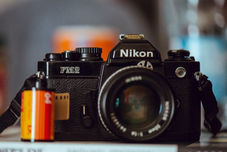 Dubai's Analog Photographers Don't Mind Spending on Their Love for Film