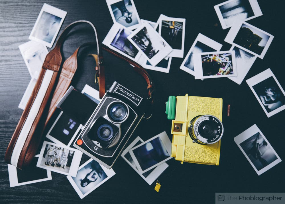 A Love Story: The Instant Film Photowalk for the Dating Photographer