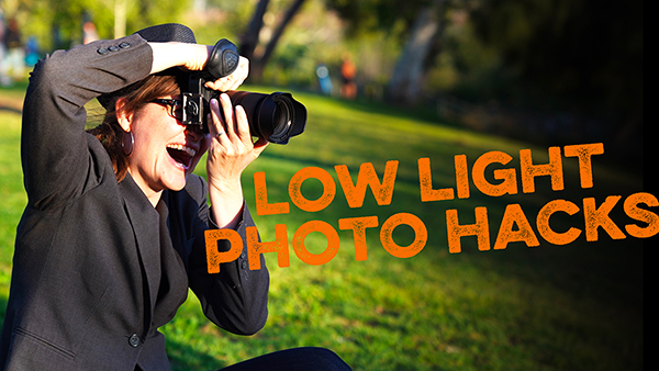 6 Tips to Help You Shoot SHARP Images in Low Light (Shutterbug Video)