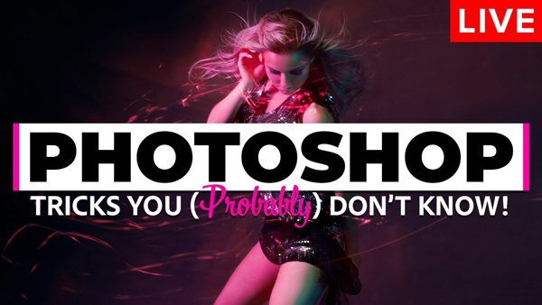 Watch a Complete Photoshop Workshop for FREE! (VIDEO)
