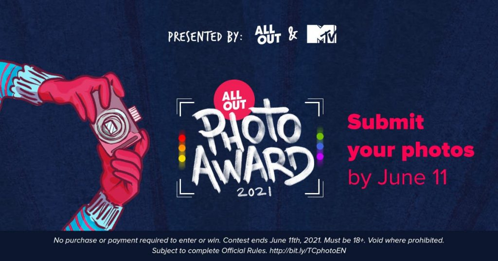 The All Out Photo Award Focuses on Struggle And Adversity