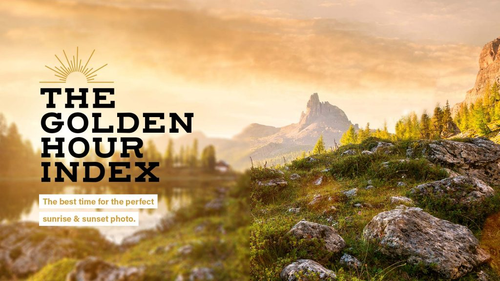How to work out the 'Golden Hour' where you live – Amateur Photographer