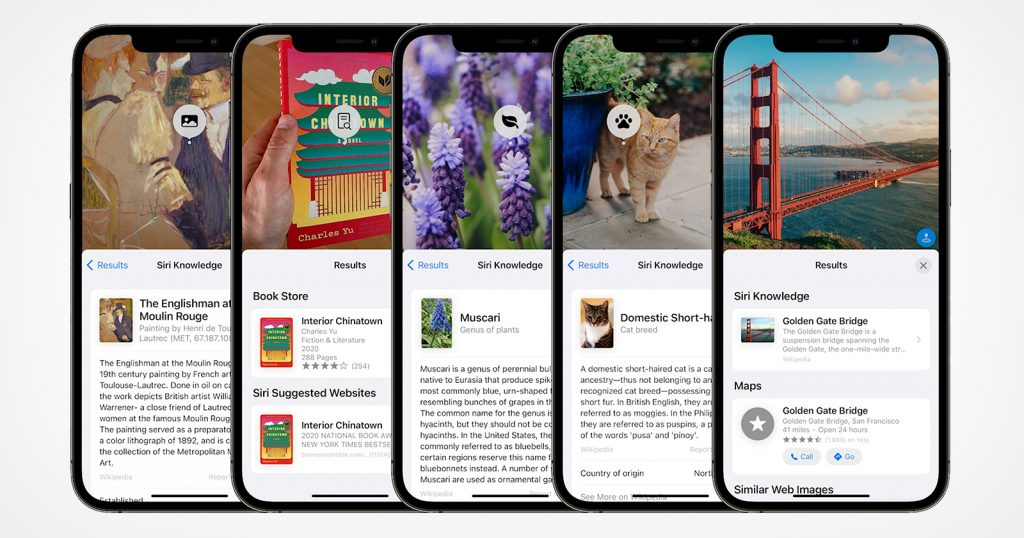 Apple's Camera Can Read Text, Spotlight Now Searches Photos