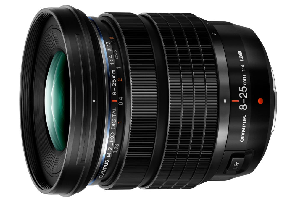 Olympus M.Zuiko Digital ED 8-25mm F4 Pro wideangle zoom – Amateur Photographer