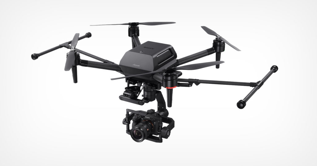 Sony Officially Unveils the Airpeak S1: A Pro-Level $9,000 Drone