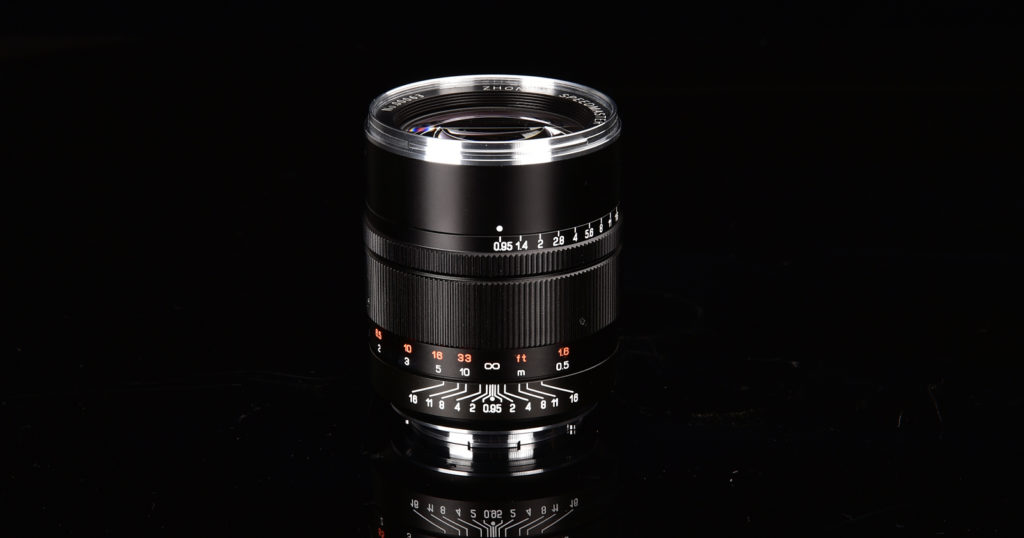 ZY Optics Launches its 50mm f/0.95 Speedmaster for L-Mount