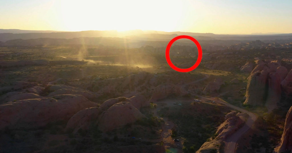 Photographer Captures Drone Video of Bizarre, Fast-Moving 'UFOs'