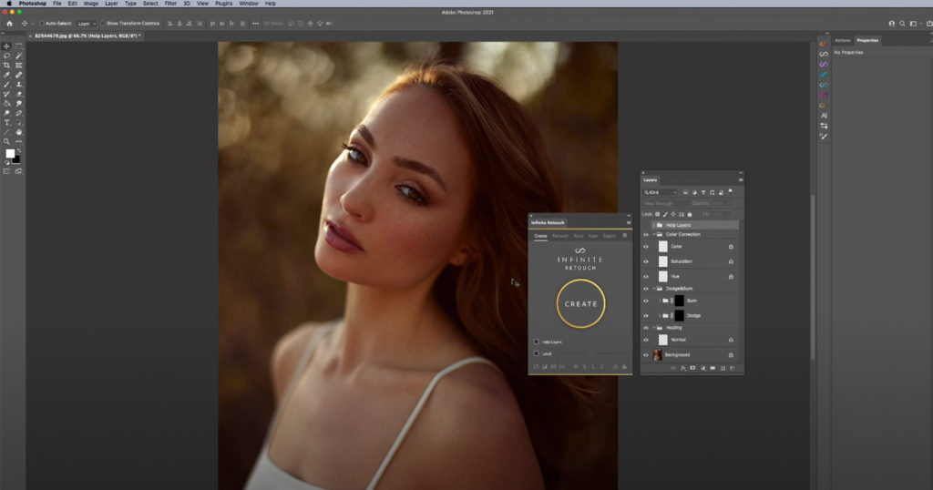 Infinite Retouching Panel Launches Compatibility for Apple M1 Devices
