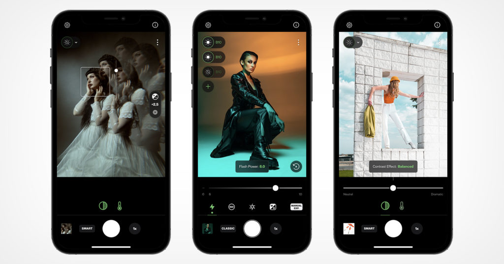Profoto Launches Camera App with New 'Profoto Raw' Photo Mode