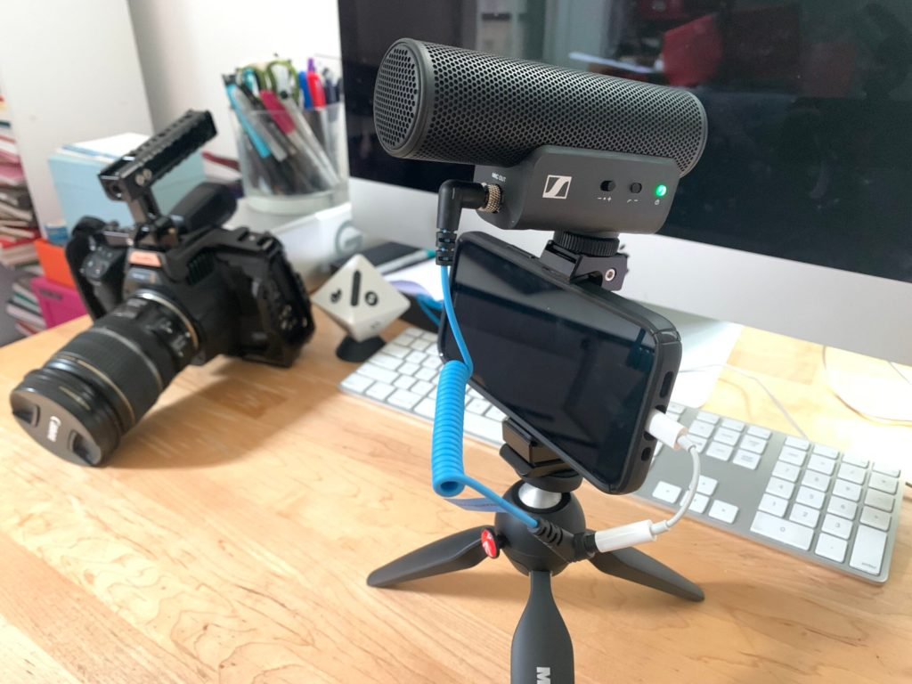 Sennheiser MKE 400 Mobile Kit review: Bring clarity to your video's sound