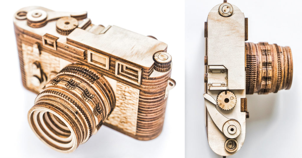 This Wooden M3 is a Leica Camera Nearly Anyone Can Afford